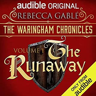 The Waringham Chronicles, Volume 1: The Runaway cover art