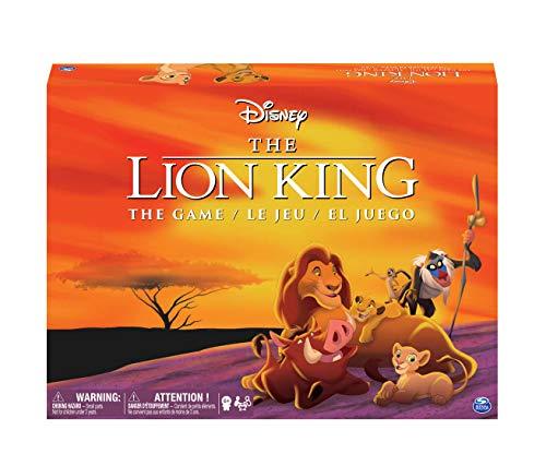 Spin Masters 6052355 - Retro Lion King Spiel