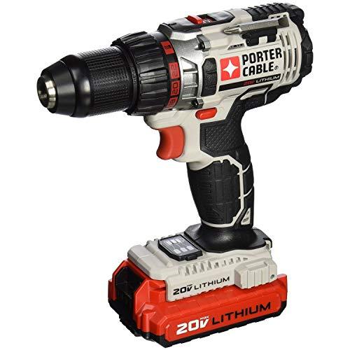 PORTER-CABLE 20V MAX Cordless Drill / Driver...