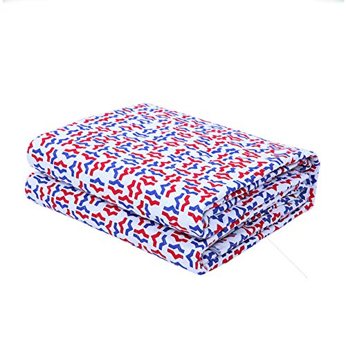 Wasserdichte Inkontinenzunterlage Matratzenschutz Auflage 80x90cm Waschbare Saugfähige Inkontinenz Bettschutzeinlage Atmungsaktive Matratzenauflage Bett Unterlage für Männer Frauen Babys