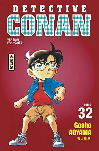 Détective Conan, tome 32