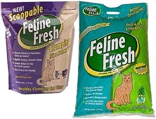 Feline Fresh Natural Pine Cat Litter
