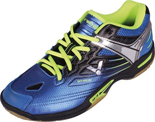 VICTOR SH-A920 Chaussures de sport Indoor / Chaussures de Badminton / Chaussures de squash / Chaussures de salle Bleu FR:42