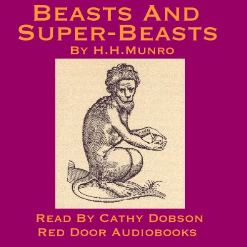 Beasts And Super Beasts audiobook cover art