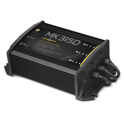 Minn Kota Mk-315D 3 Bank Marine Battery Charger