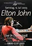Elton John - Peachtree Road, Darmstadt 2003 »