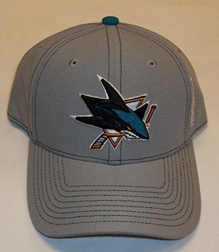 Reebok Mütze San Jose Sharks, strukturiert, Einheitsgröße VK98Z