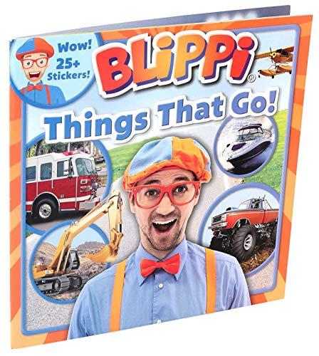Blippi: Things That Go! (8x8) Hawaii