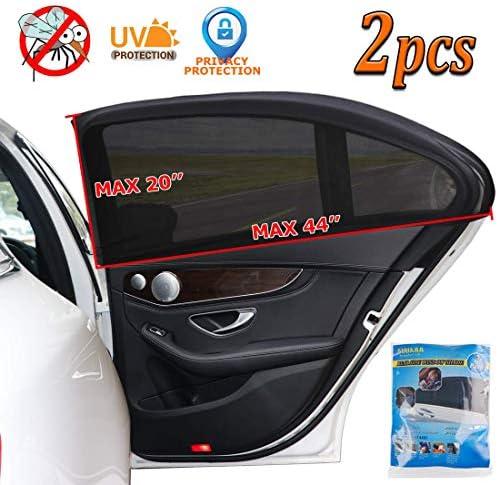 Car Window Shade Universal Sun Shade for Car Window Mesh Car Side Window Shades for Baby UV product image