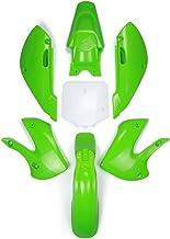 Juego de carenado de plástico ABS para Guardabarros Delantero y Trasero, Juego de carenado para Kawasaki KLX-110, KX-65 Suzuki DRZ-110