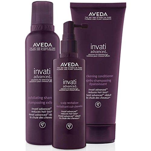 Aveda invati Trio- Shampooing, Après-shampooing & Cuir Chevelu Revitalizer