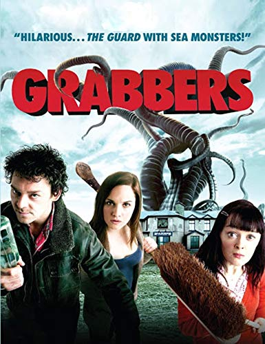 Grabbers: Sceenplay (English Edition)