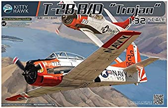 Kitty Hawk 1/32 T-28 B/D Trojan