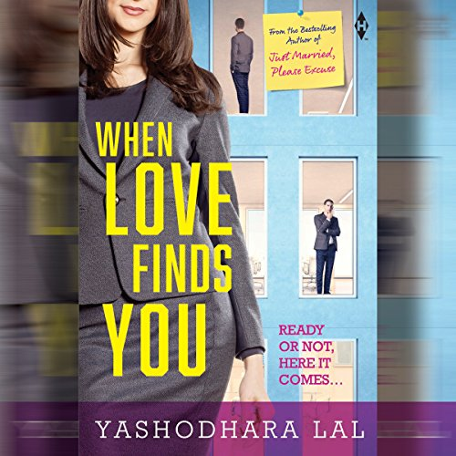 When Love Finds You audiobook cover art