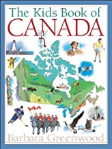 The Kids Book of Canada by Greenwood, Barbara (1997) Hardcover