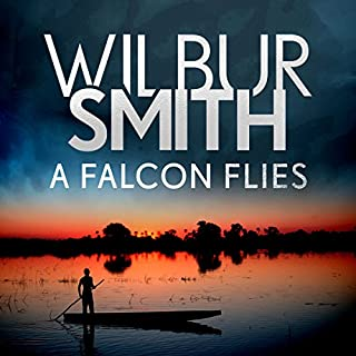 A Falcon Flies cover art