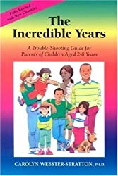 ADHD PARENTING BOOK THE INCREDIBLE YEARS