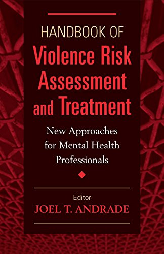 Compare Textbook Prices for Handbook of Violence Risk Assessment and Treatment: New Approaches for Mental Health Professionals 1 Edition ISBN 9780826199034 by Andrade Ph.D.  LICSW, Joel T.