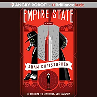Empire State audiobook cover art