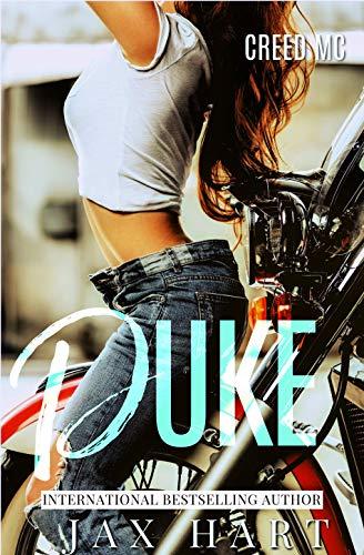 DUKE: A Motorcycle Club Romance (CREED MC BOOK ONE) (English Edition)
