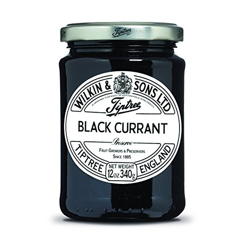Wilkin & Sons Tiptree Black Currant Conserve - 1 X 340 g