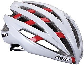 BBB ヘルメット BBB イカロス BHE-05 154775 ホワイト/レッド L