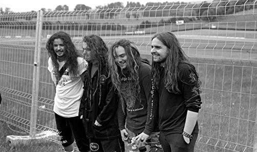 Sepultura - Backstage At Donington Festival 1994 Poster 61x91.5cm