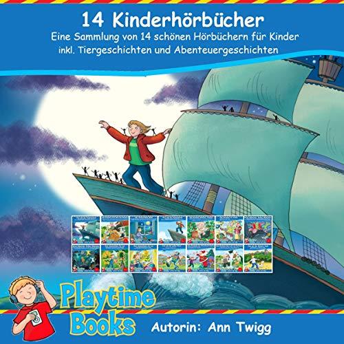 14 Kinderhörbücher [14 Children's Audiobooks] cover art
