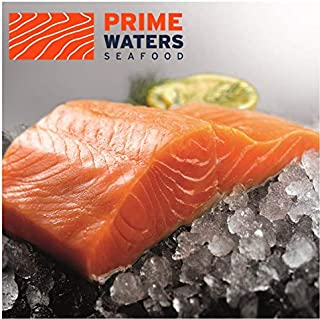 PrimeWaters Coho Salmon from Chile, 5 ounces, Frozen (14 portions)