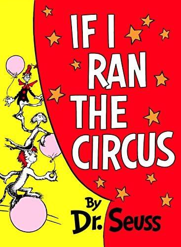 If I Ran the Circus Classic Seuss product image