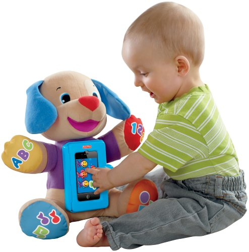 worst baby toys - Fisher-Price Laugh and Learn Apptivity Puppy