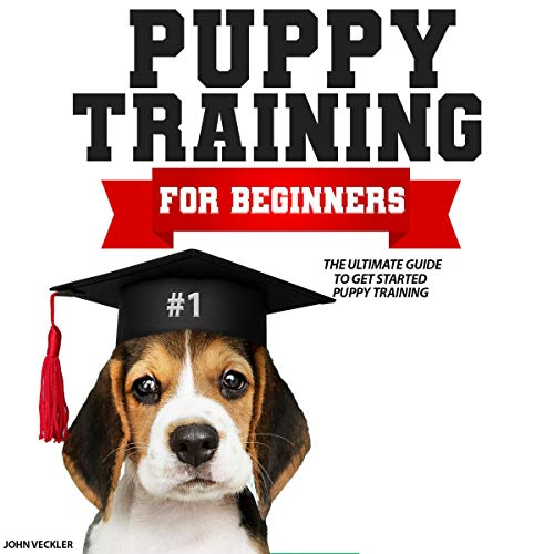 Puppy Training for Beginners cover art