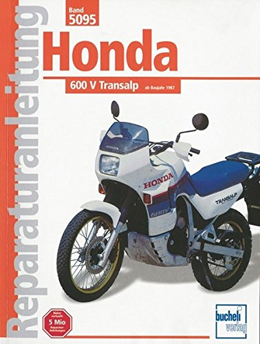 Honda 600 V Transalp (Reparaturanleitungen)