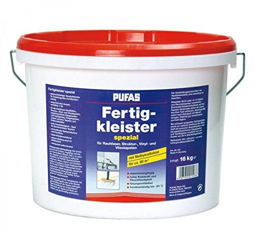 Pufas Fertigkleister Spezial 16 kg