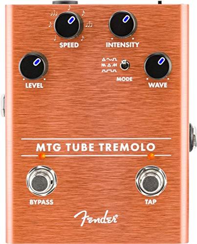 Fender® MTG TUBE TREMOLO Floor Effect Pedal