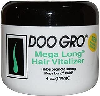 DOO GRO Mega Long Hair Vitalizer, 4 oz (Pack of 3)