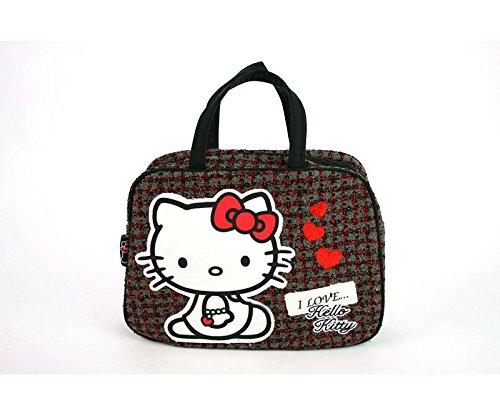 Hello Kitty Sac 30 x 23 cm fantaisie carreaux original top quality Sac