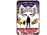TGDB Colossus The Forbin Project (1970) Tin Signs Halloween for Farmhouse Wall Decor Wall Art 8x12 Inches
