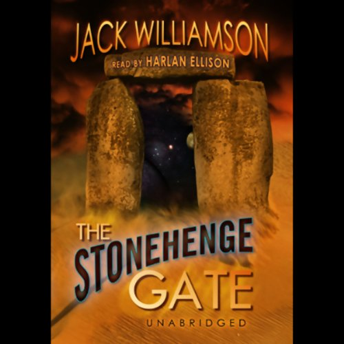 The Stonehenge Gate audiobook cover art