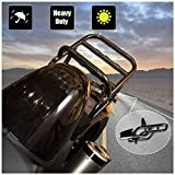 Motorcycle RnineT Rear Luggage Rack Holder Carrier Bracket Adapter Support Shelf Passenger Hand Rail Bar for BMW R NineT Scrambler Racer Pure Urban G S R Nine T R9T Accessories 2019 2020