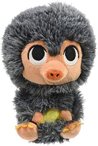 Funko 31909 Supercute Plüschtiere: Fantastic Beasts 2: Baby Niffler (grau), Mehrfarbig