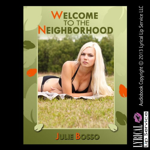 Welcome to the Neighborhood audiobook cover art