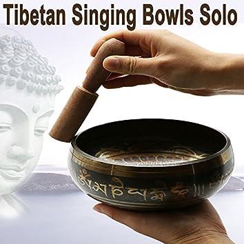 Tibetan Singing Bowls Solo (3 Hours of Buddhist Music for Relaxation, Meditation, Chakra Healing Balancing, Sleeping, Spa & Massage)