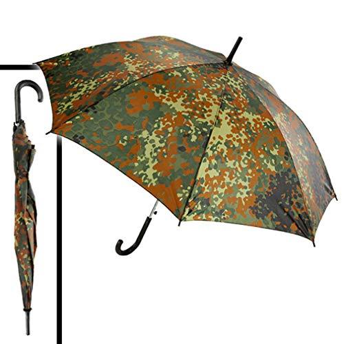 Copytec Bundeswehr paraplu camouflage regenstok wandelstok paraplu #17165