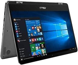 """Asus Zenbook Flip UX461U 14"""" Full HD Touch 2-in-1 Laptop: Core i7-8550U, 16GB RAM, 512GB SSD, , Backlit Keyboard, Fingerpr..."""