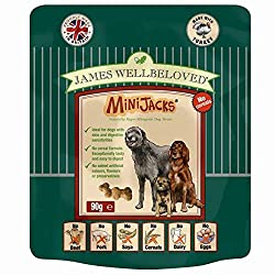 Made with natural ingredients with added vitamins and minerals. Hypoallergenic - ideal for dogs with skin or digestive sensitivities. Single meat protein. No added artificial colours, flavours or preservatives. Available in 90g foil wrapped packs.