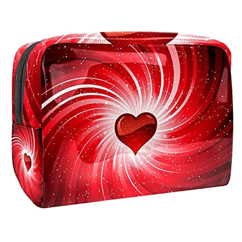 Colorido lindo animales cosméticos bolsa 18.5x7.5x13cm/7.3x3x5.1in monedero con cremallera negra para mujeres y niñas, Multi-12, 18.5x7.5x13cm/7.3x3x5.1in,