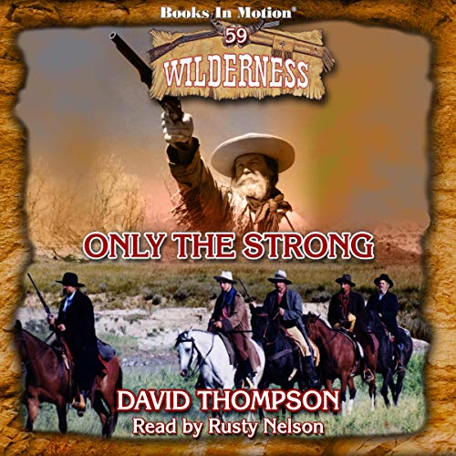 Only the Strong cover art