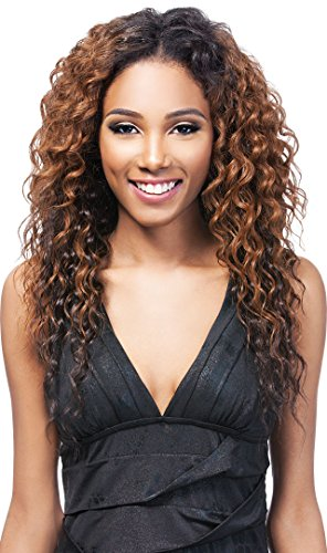 Outre Duo Batik PERUVIAN Bundle Hair Weave 5 Pcs (16 18 18 20 + Parting Piece) - 1