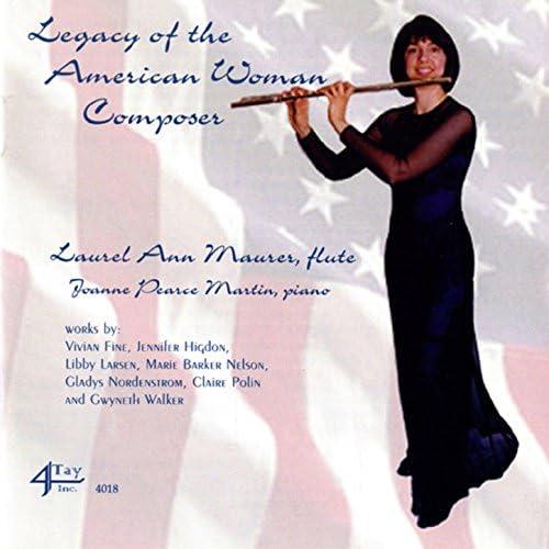 Flutist Laurel Ann Maurer & Pianist Joanne Pearce Martin
